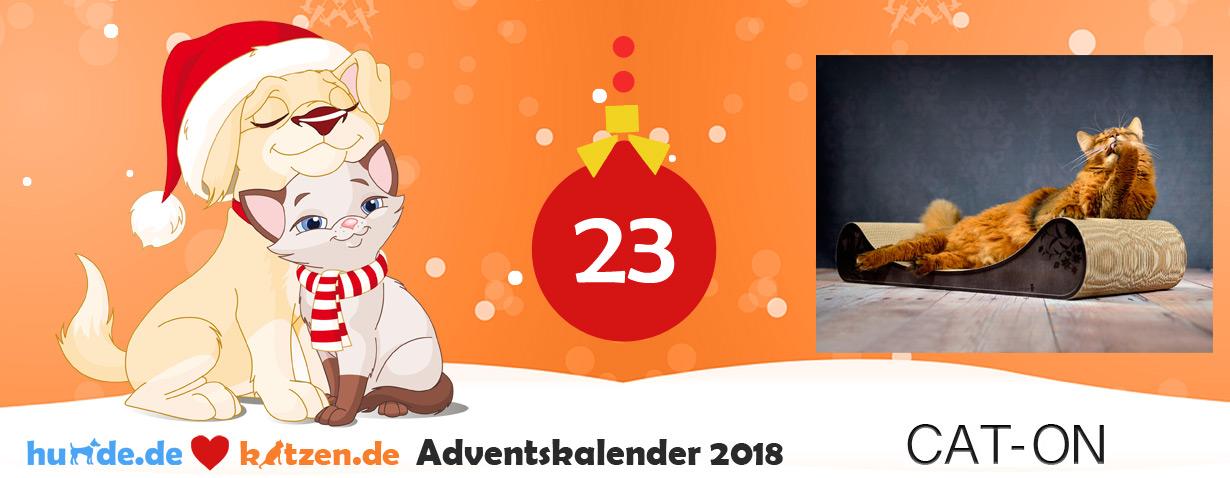 """Gewinnspiel: Design-Kratzmöbel """"Le Divan Katzenliege"""" von cat-on"""