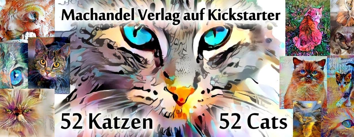 Mach mit: 52 Katzen – Die Kickstarter-Aktion!