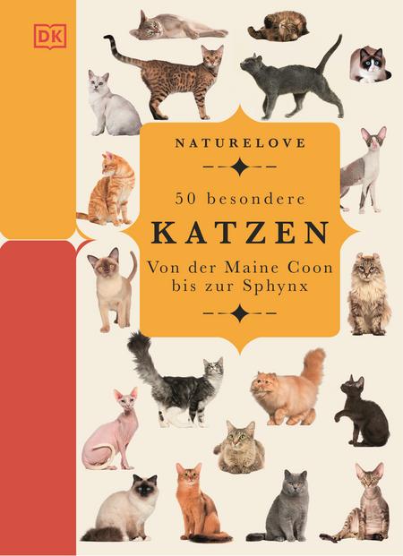Jennifer Pulling: Naturelove. 50 besondere Katzen
