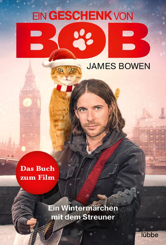 1. Dezember: Ein Geschenk von Bob - Ein Wintermärchen mit dem Streuner