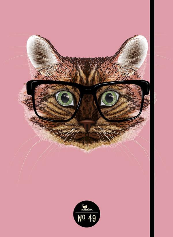 Notizbuch No. 49 - Katze