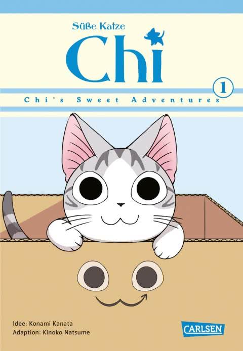 Konami Kanata - Süße Katze Chi: Chi's Sweet Adventures (1)