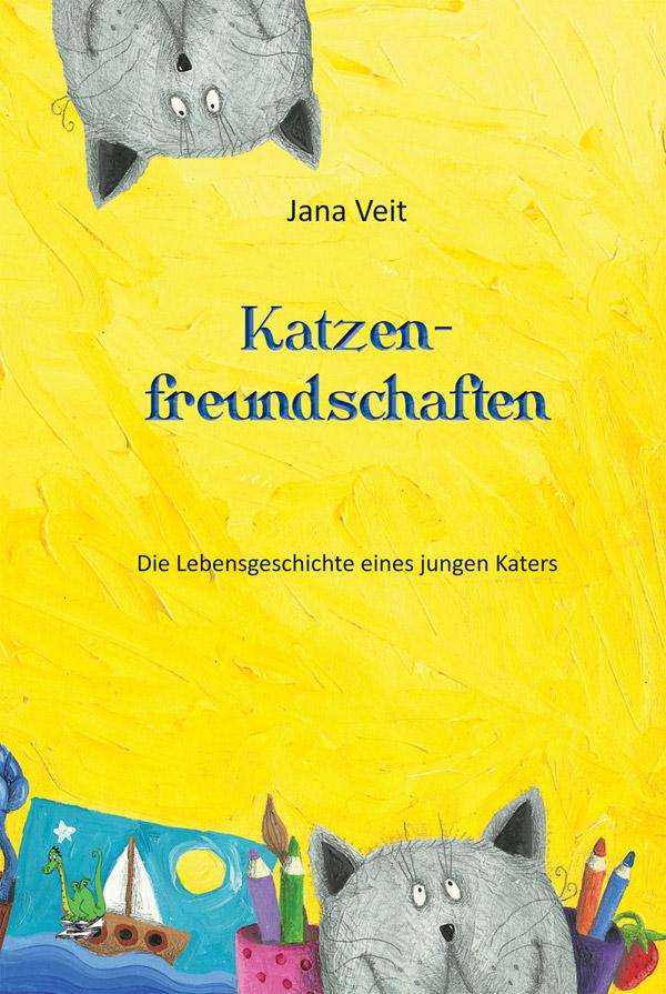 Jana Veit - Katzenfreundschaften