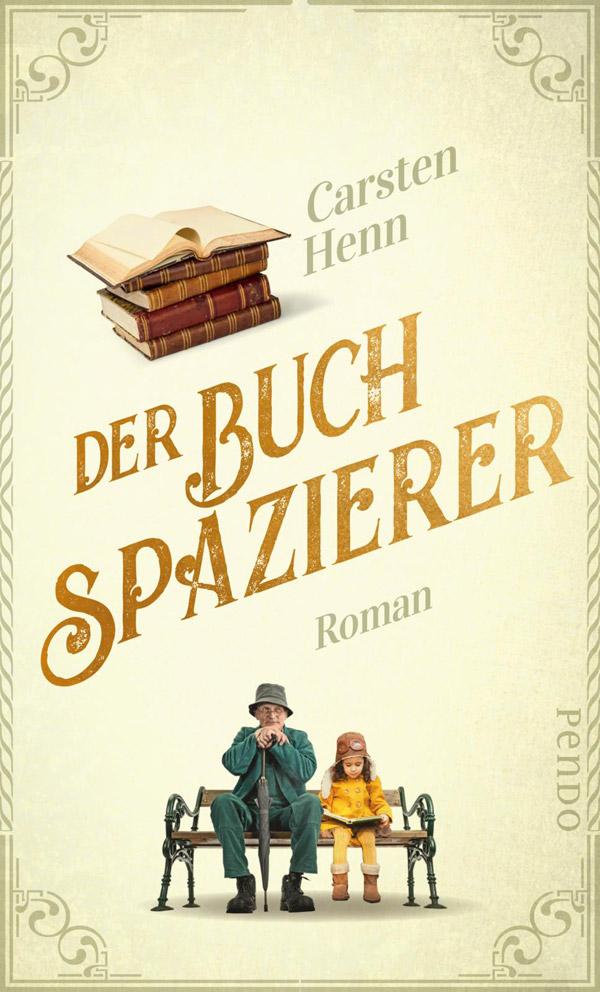 Carsten Henn - Der Buchspazierer