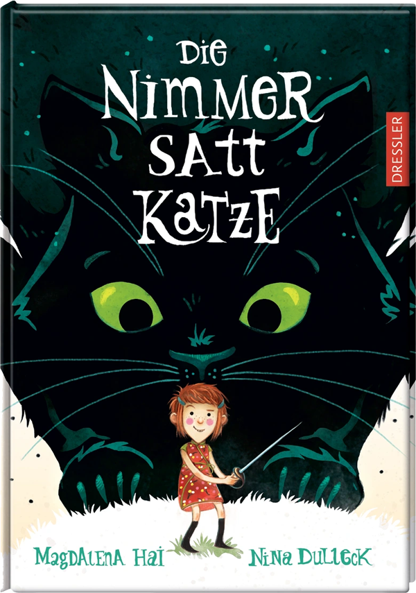 Magdalena Hai & Nina Dulleck - Die Nimmersattkatze