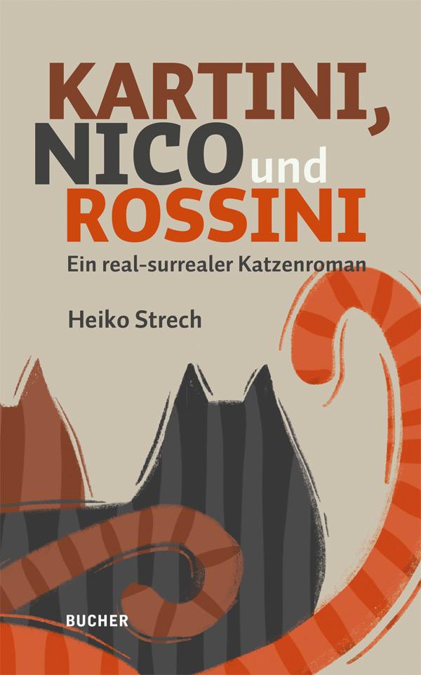 Heiko Strech - Kartini, Nico und Rossini