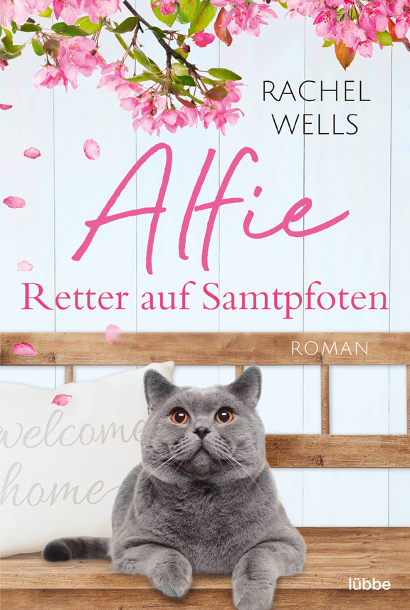 Rachel Wells: Alfie - Retter auf Samtpfoten