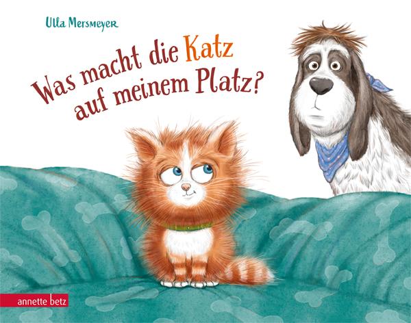 Ulla Mersmeyer - Was macht die Katz auf meinem Platz?
