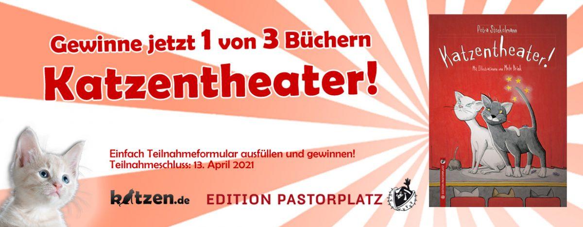 Gewinnspiel: Katzentheater!
