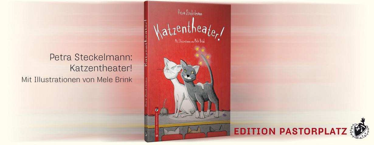 """Interview mit Petra Steckelmann, Autorin von """"Katzentheater!"""""""