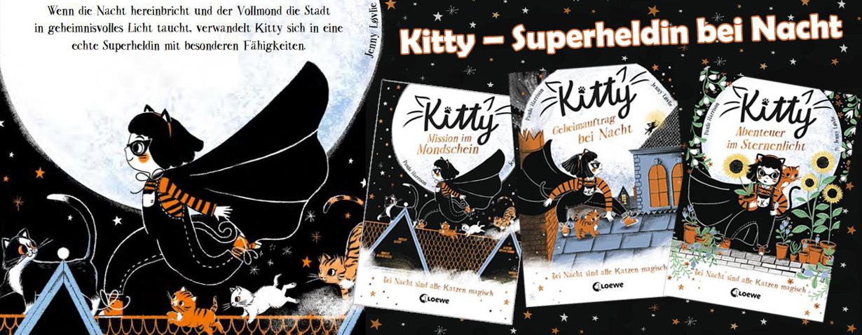 Kitty – Superheldin bei Nacht