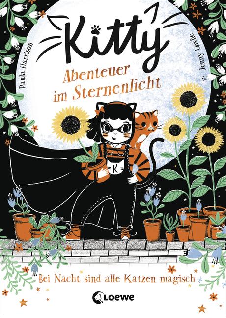 Paula Harrison: Kitty - Abenteuer im Sternenlicht