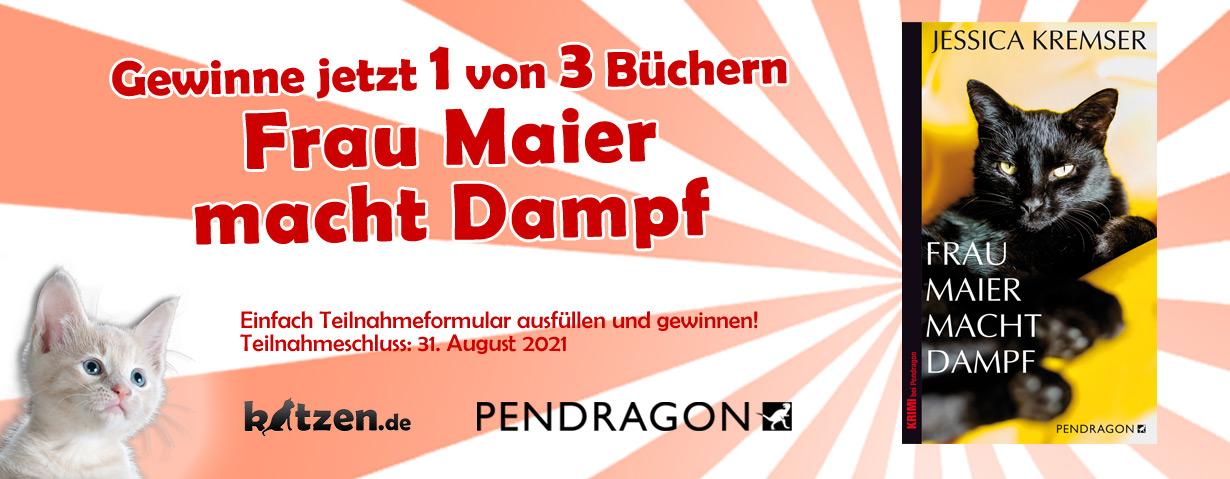 Gewinnspiel: Frau Maier macht Dampf